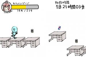 社畜ちゃんゲーム、イメージ